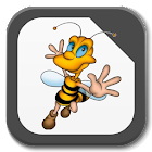 The Queen bee icon