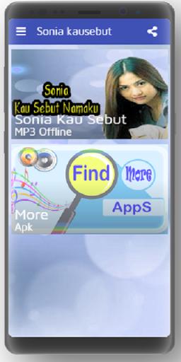 Mp3 Sonia Malaysia : sonia, malaysia, Download, Sonia, Sebut, Namaku, Offline, Android, STEPrimo.com