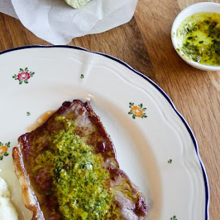 Rockpool's Cafe de Paris Butter Sauce Recipe for Steaks