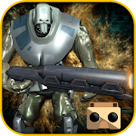 VR Lone Rival Shooter - Robots 1.0 Apk