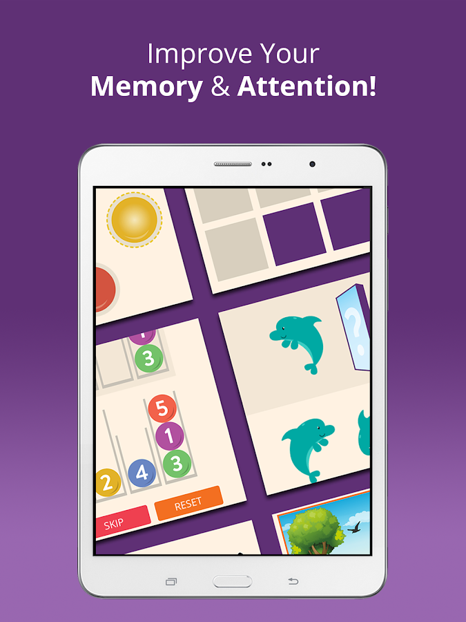 MentalUP – Brain Games- screenshot