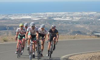 La Vuelta a Almería, en imágenes