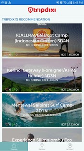 Tripdixi Indonesia trip booking & tourism village- screenshot thumbnail