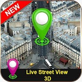 Live Street View Tracking & Navigation Maps