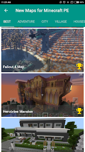EpicMaps - Maps for minecraft PE - náhled