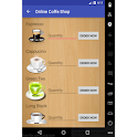Online Coffee Shop icon