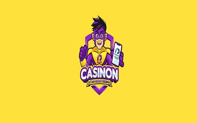 Casinon utan registrering