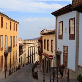 【世界の街角】スペイン・テネリフェ島の美しき古都オロタバを歩く