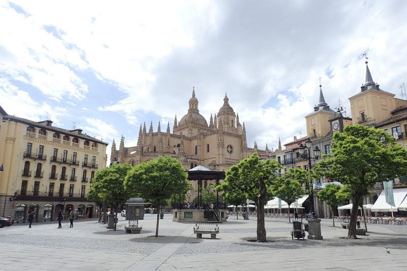 Catedral de Segovia (Segovia, Spain)