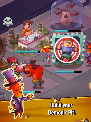 Idle Evil Clicker screenshot 12