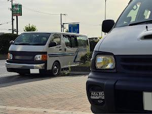ハイエース KDH200Vのカスタム事例画像 USマンさんの2021年05月20日16:03の投稿