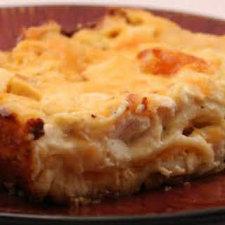 Chicken Lasagna.