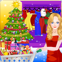 Princess Christmas Shopping icon