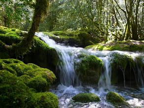 Photo: roquefort les cascades (3 km)