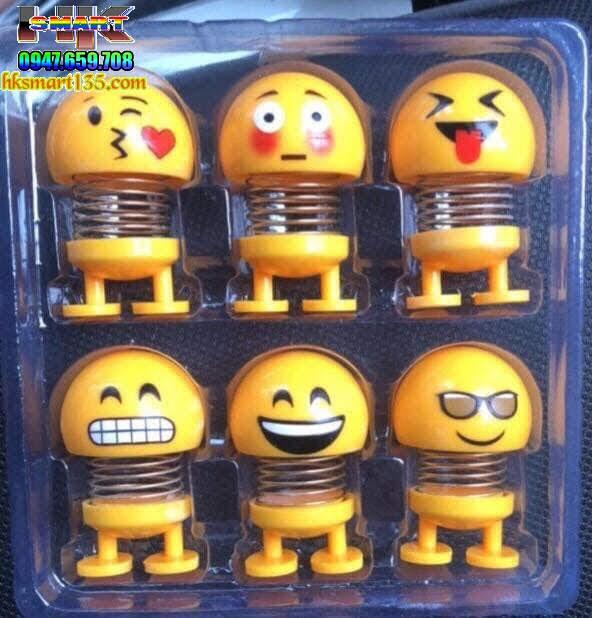 Emoji lò xò nhún nhẩy