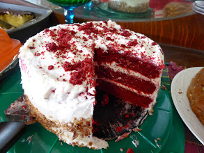 Photo: Red Velvet Cake - a southern tradition
