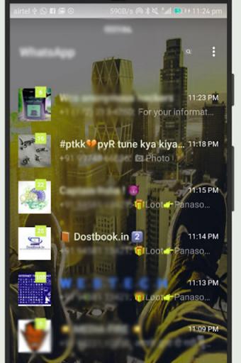 WA Transparan Terbaru  screenshots 9