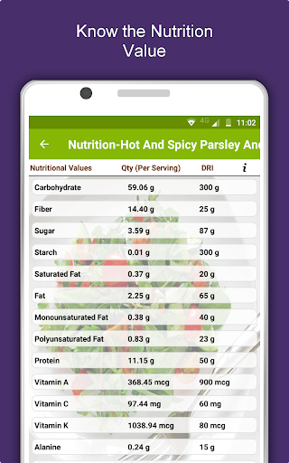 Salad Recipes: Healthy Foods with Nutrition & Tips 2.2.4 screenshots 15