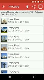 PDF to Image Converter Screenshot