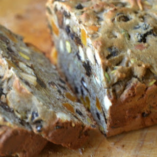 Chunky Fruit and Nut Quick Bread Recipe