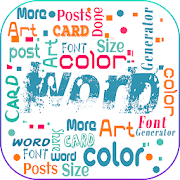Word Art Generator by BKSON icon