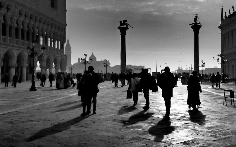 Ombre a San Marco di Justinawind