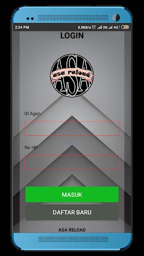Asa Reload (LoketPULSA) screenshots 1