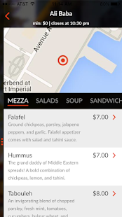 Epicure - Delivery & Takeout- screenshot thumbnail