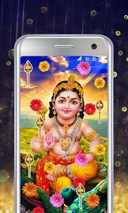 Lord Murugan Live Wallpaper - náhled