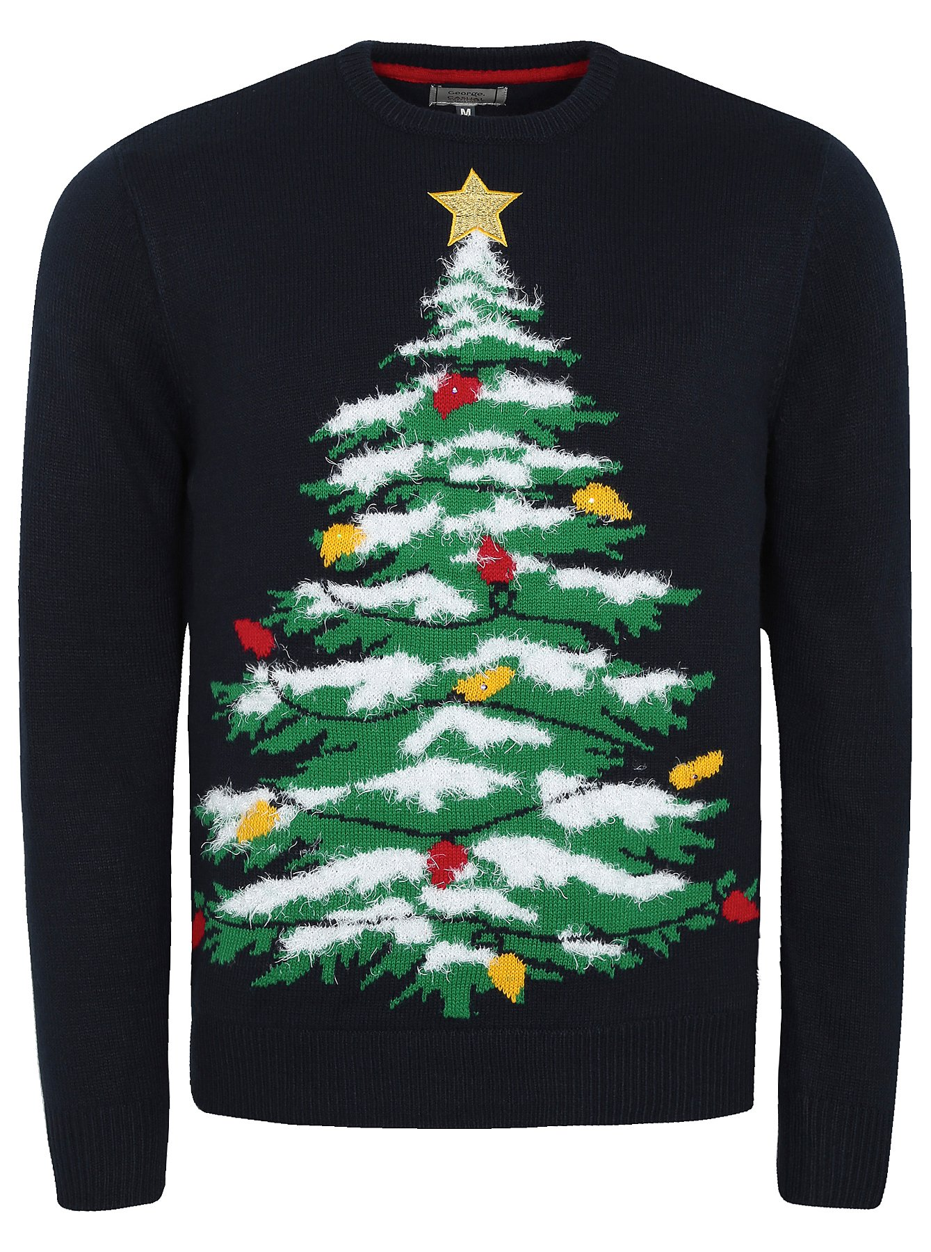 What Does Your Christmas Jumper Say About You George At