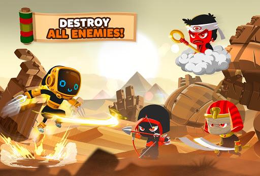 Ninja Dash Run - Epic Arcade Offline Games 2020 1.4.2 Mod Screenshots 9