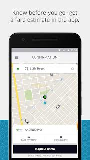 Uber screenshot 01