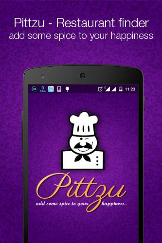 Pittzu - Restaurant Finder