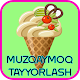 Muzqaymoq tayyorash usullari Download on Windows