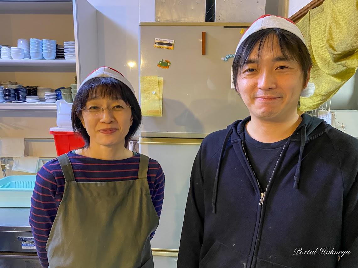 佐藤光男さん・裕子さんご夫妻