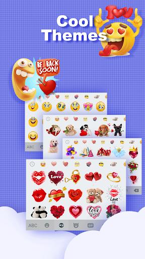 Emoji Keyboard - Cute Emotions for PC
