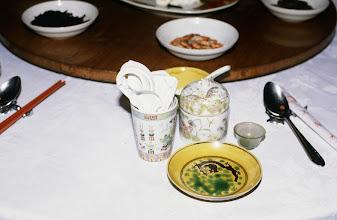 Photo: 10954 上海/大廈宴席/料理