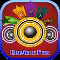 Funny ringtones mix free icon