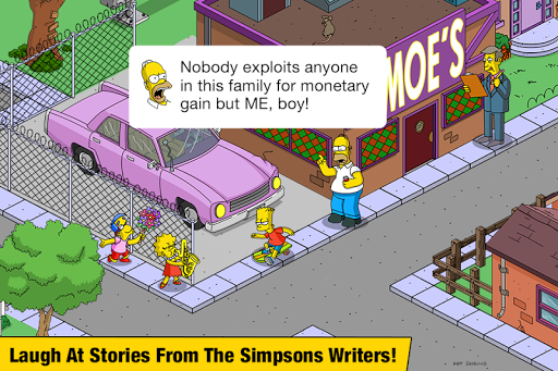 The Simpsonsu2122: Tapped Out modavailable screenshots 11