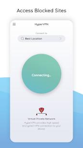 Hyper VPN   Fast & Secure Free VPN App Download For Android 2