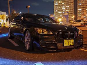 7シリーズ  Active hybrid 7L   M Sports  F04 2012後期のカスタム事例画像 ちゃんかず  «Reizend» さんの2020年10月21日22:40の投稿