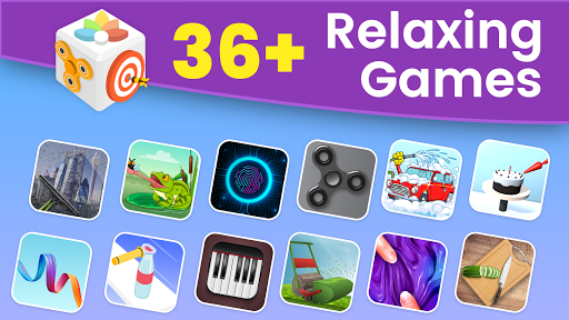 AntiStress, Relaxing, Anxiety & Stress Relief Game filehippodl screenshot 9