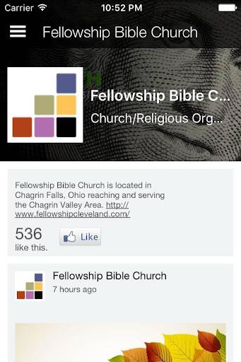 Fellowship Cleveland