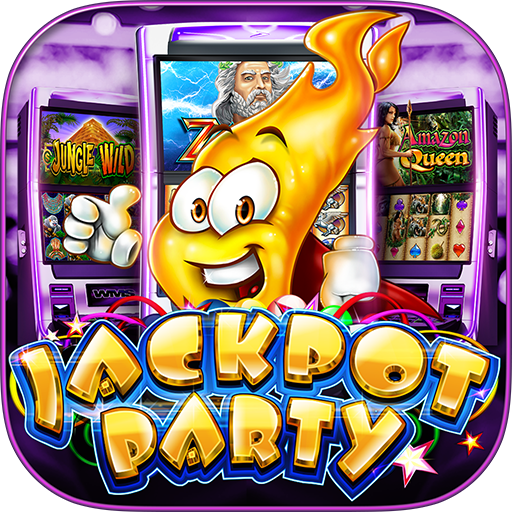 Casino Games & Slot Machines: Jackpot Party Casino