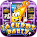 Casino Games & Slot Machines: Jackpot Party Casino icon