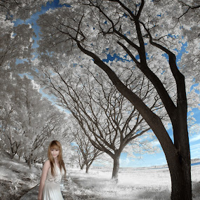 Infrared by Arief Wijayanto - Digital Art People
