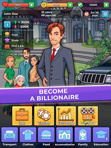 Hobo Life: Business Simulator & Money Clicker Game apkdebit screenshots 4