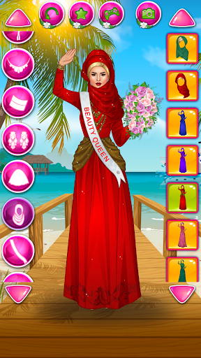 Beauty Queen Dress Up - Star Girl Fashion 1.0.9 screenshots 6