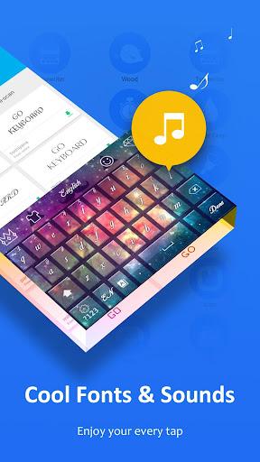 GO Keyboard - Emoji, Sticker screenshot 5