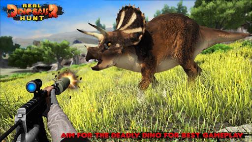 Dino Games - Hunting Expedition Wild Animal Hunter 7.0 screenshots 9